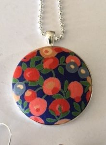 Jewellery - Wilmslow Berry red Pendant